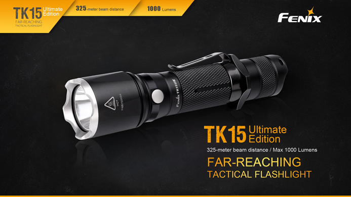 Ladegerät Neu OVP Fenix TK15 UE LED Taschenlampe 1 ARB-L2-Akku Fenix ARE-C1