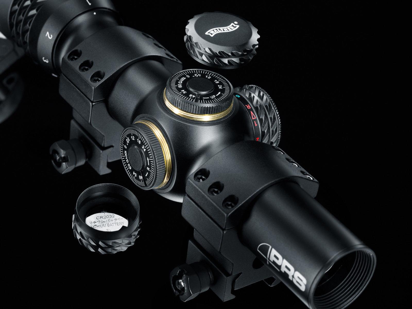 Walther prs 5 30x56 igr zielfernrohr beleuchtet neu ovp ebay